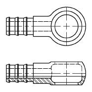 METRIC PORT, 3069HB